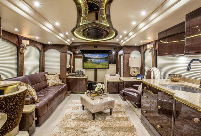 The Recreational Vehicle The Bluefish